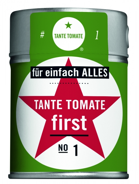 #1 Tante Tomate first